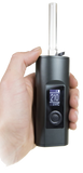 Black Solo 2 Dry Herb Vape NZ