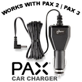 Pax 1 Car Chargers - Also works on Pax 2/3 Cradle