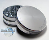 Space Case Herb Grinder - 2pc - Helenskinz Online NZ - 4
