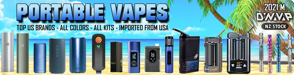All New Portable Vapes NZ