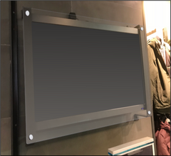 TV Screen Protector - Indoor TV Enclosure