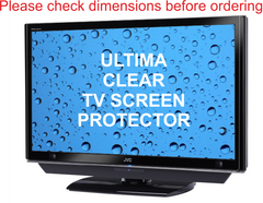 TV Screen Protector Ultima CLEAR