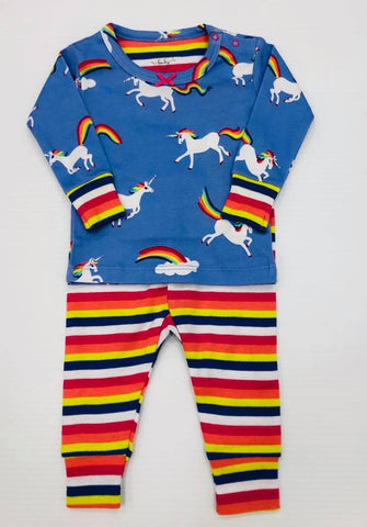 Hatley, rainbow unicorn