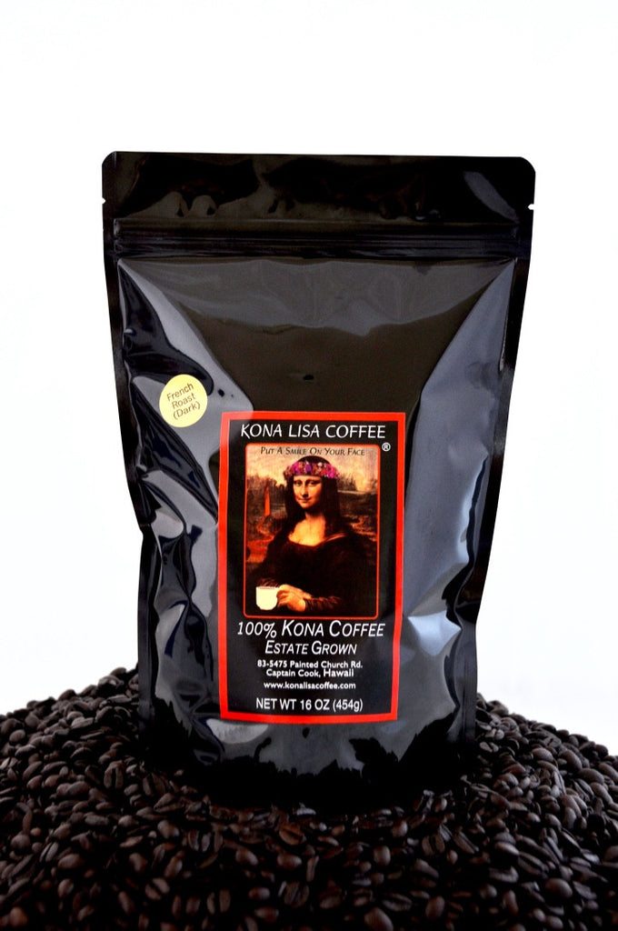 French (dark) Roast, Whole Bean (1 lb)