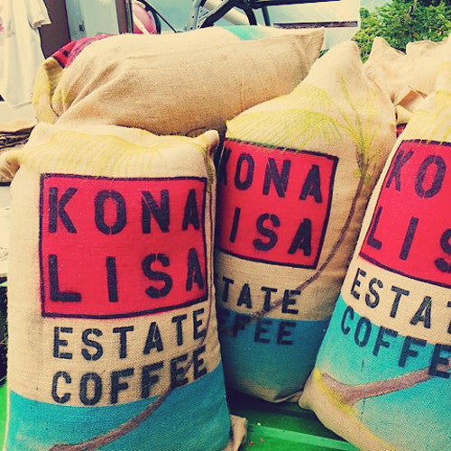 Kona Lisa Coffee