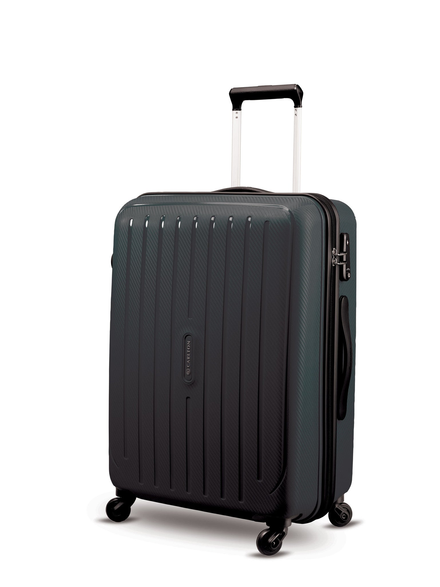 Carlton Phoenix 65cm Size Trolley Case Black