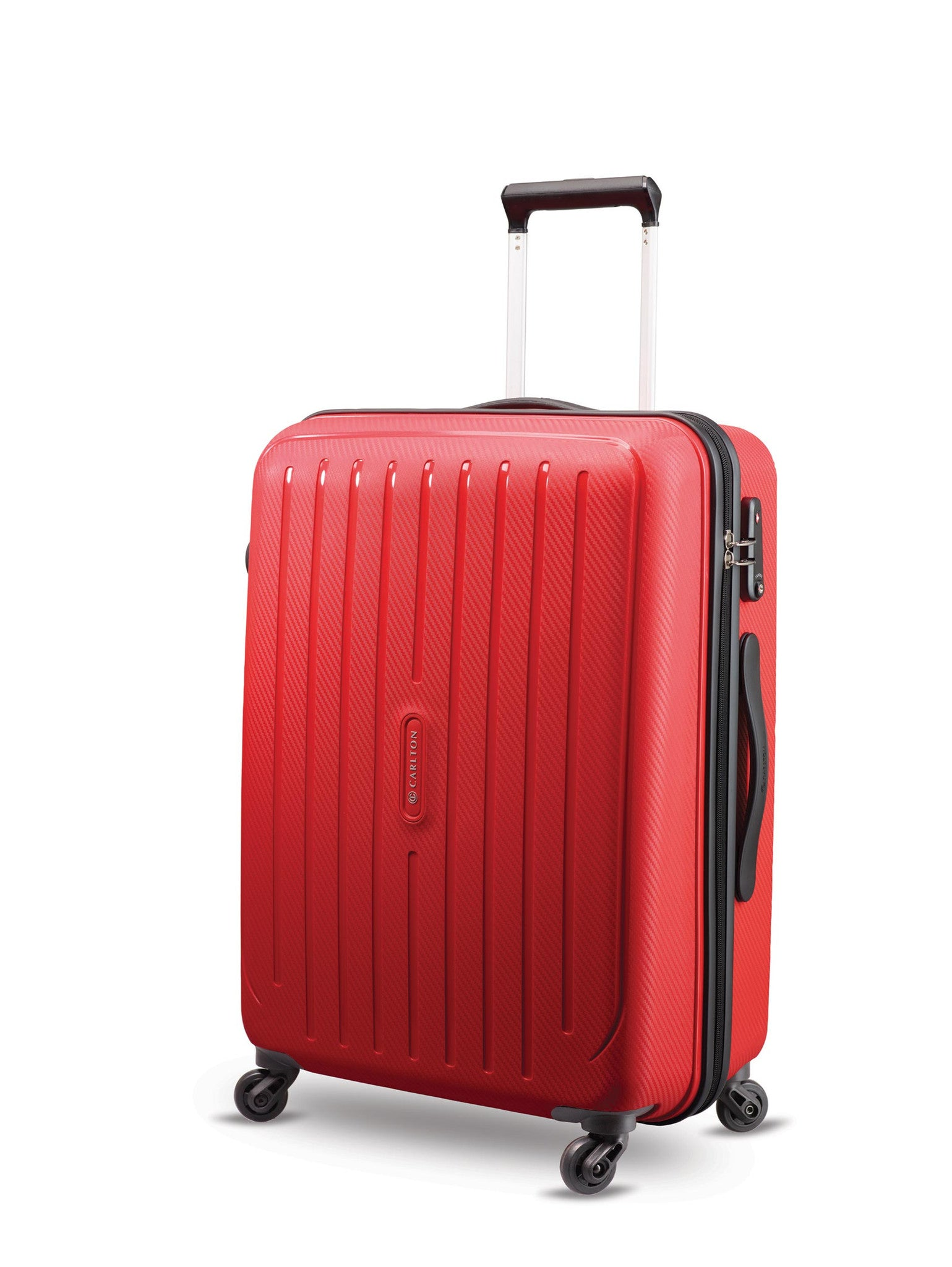 Carlton Phoenix 65cm Size Trolley Case Red