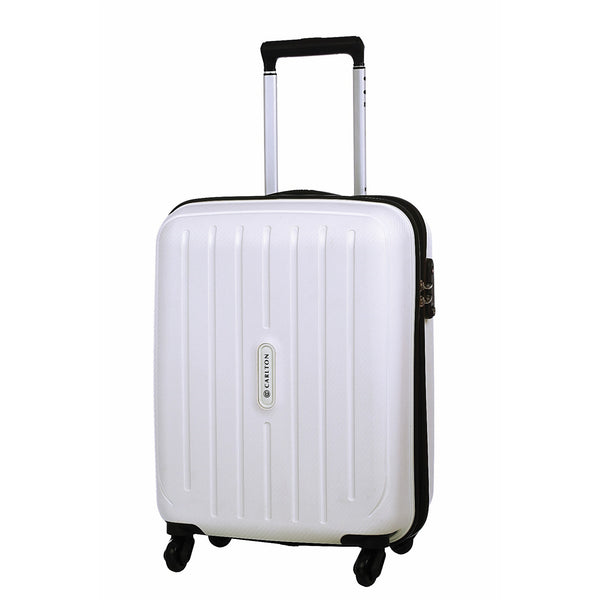 Carlton Phoenix 75cm Size Trolley Case White
