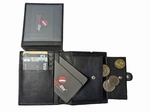 Large Bifold Jacket Wallet RL66 main