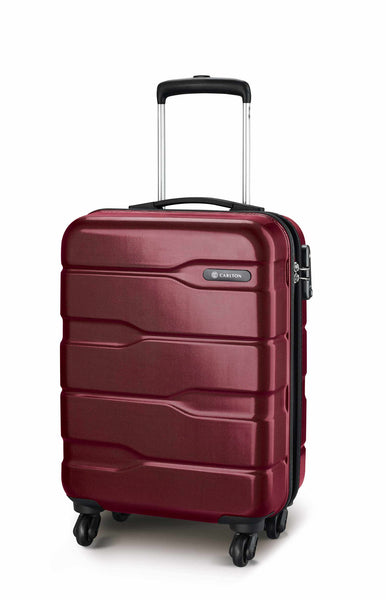 Carlton Cayenne Trolley Case 65cm Cherry Red