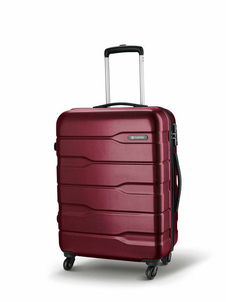 Carlton Cayenne Trolley Case 55cm Cherry Red