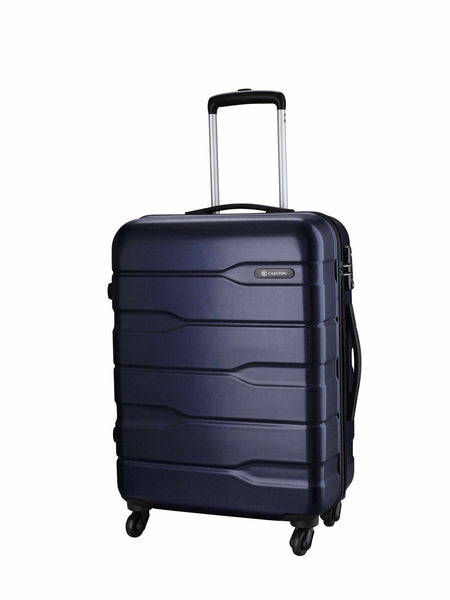 Carlton Cayenne Trolley Case 55cm Midnight Blue