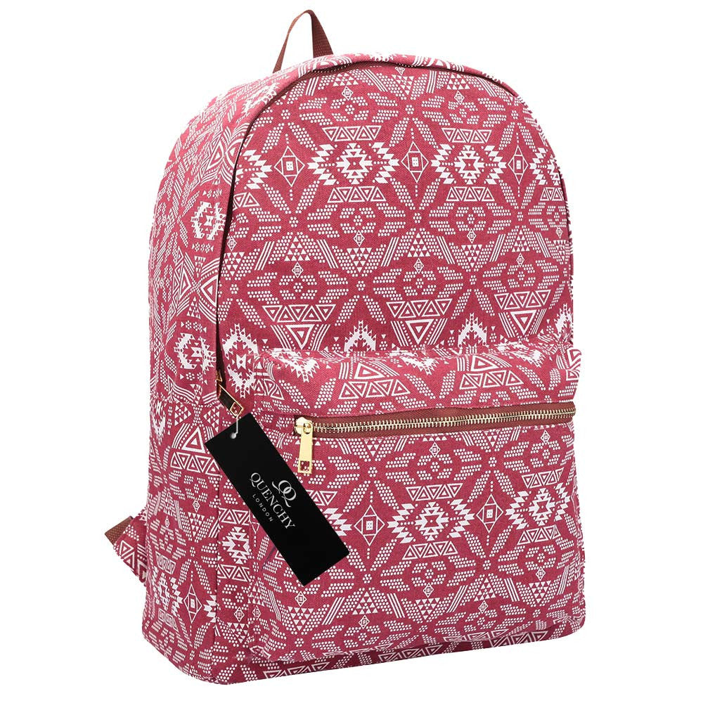 Girls Backpacks Rucksacks Bags Printed QL7164R