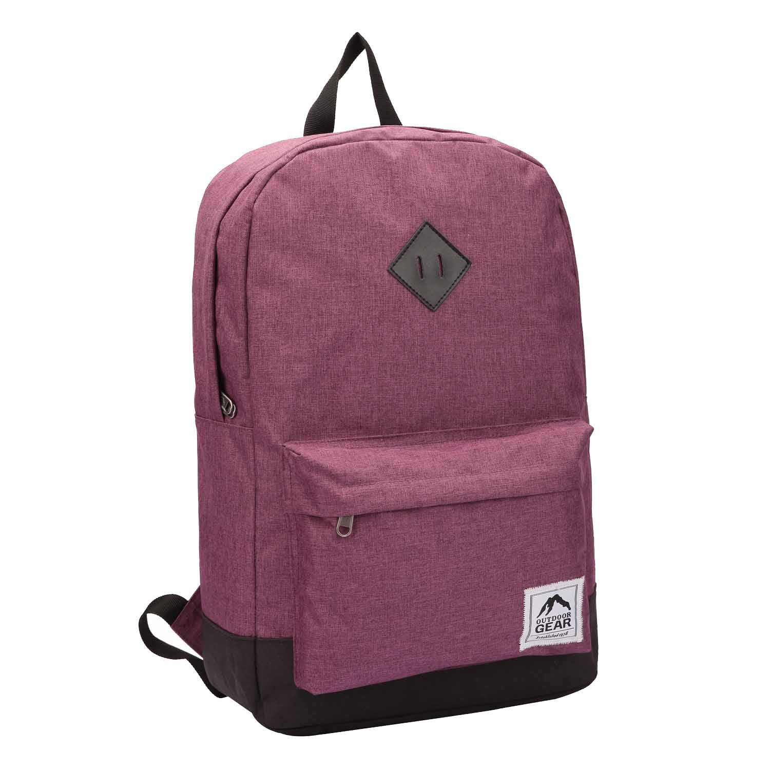 Classic Backpack DayPack Backpacks for School Rucksacks RL813PuP
