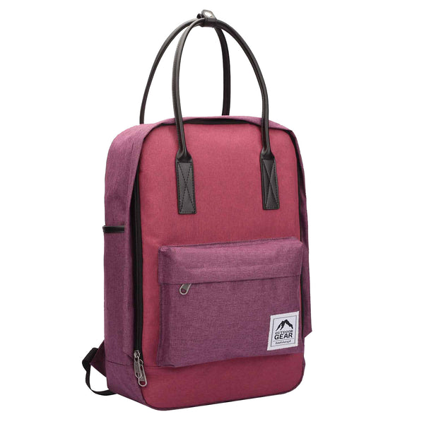 Classic Backpack Bag DayPackRucksacks Backpacks RL823PuP
