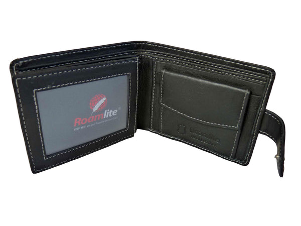 RFID BLOCKING Leather WALLET RL507RFIDi3