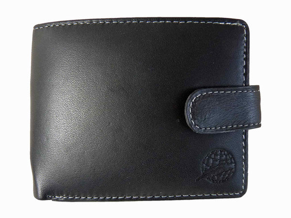 RFID BLOCKING Leather WALLET RL507RFIDf