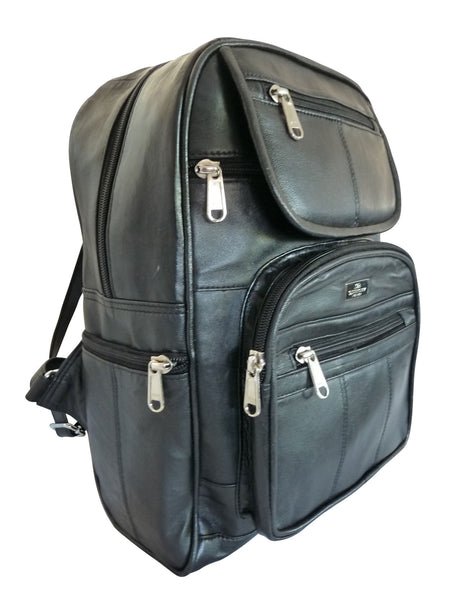 Real leather backpack hand bag QL193Ks