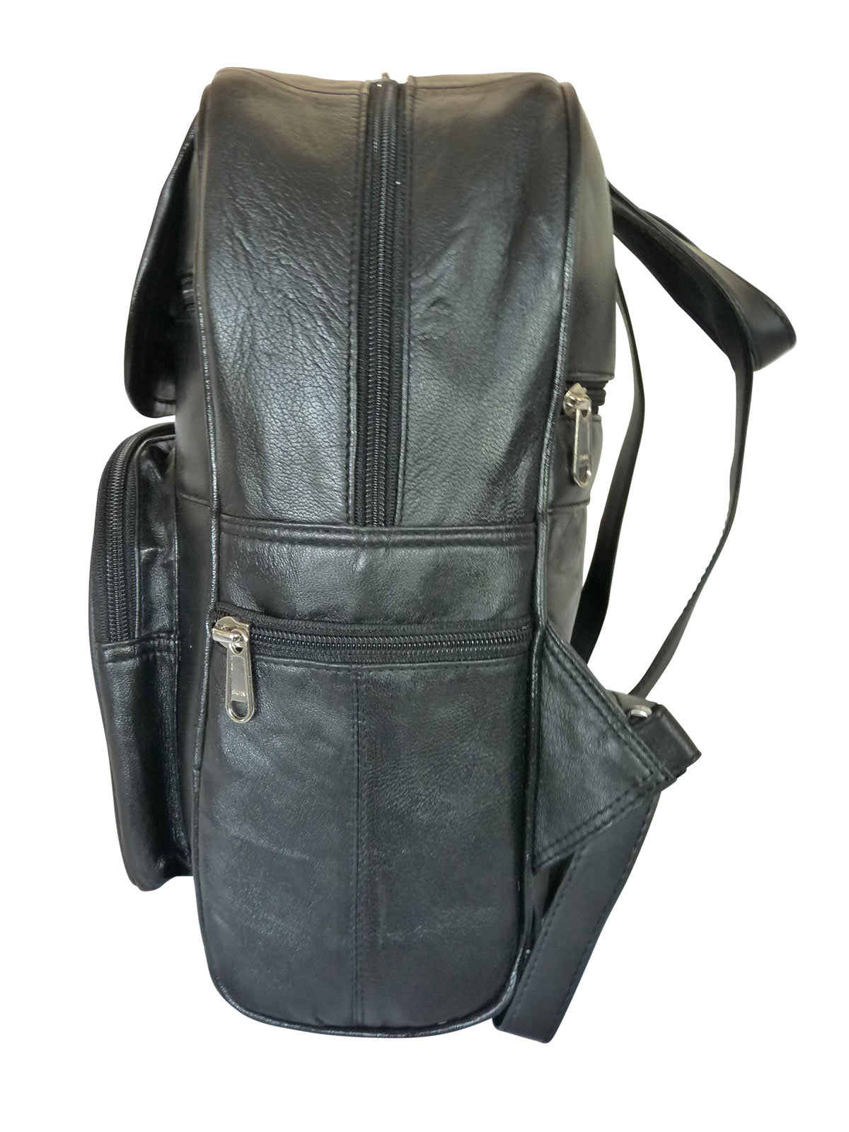 Real leather backpack handbag QL193Kss