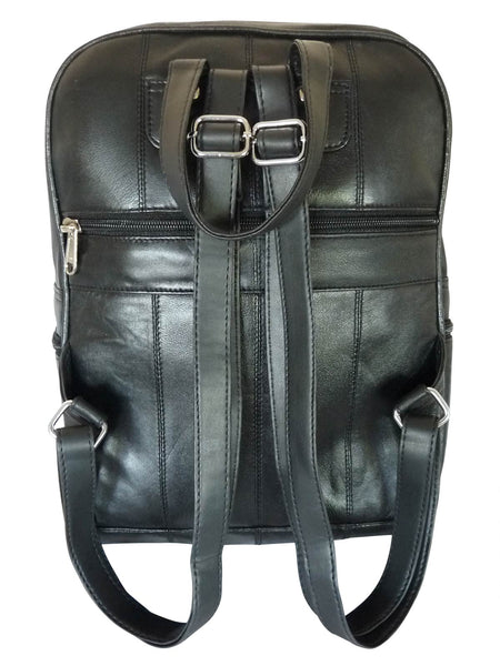 Ladies Real leather ruck sack handbag bag QL193Ks