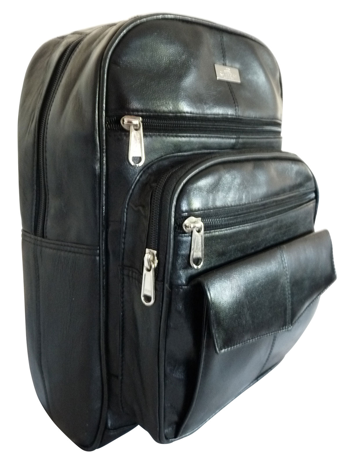 Real leather backpack handbag QL192Ks