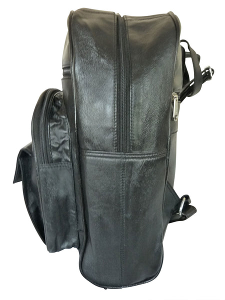 Real leather backpack handbag QL192Kss