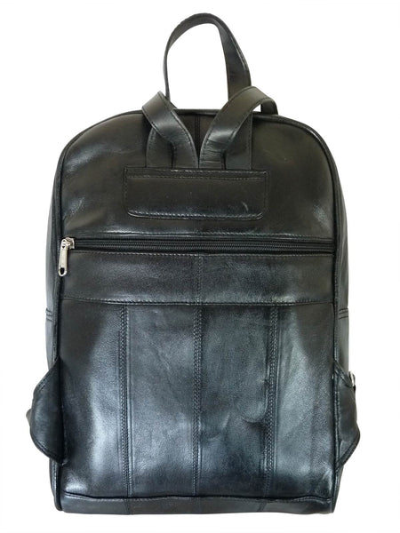 Ladies Real leather backpack handbag QL192Kb