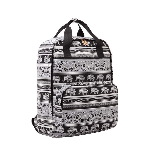 Ladies Laptop Backpack Bag QL5171K