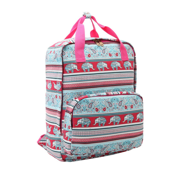 Ladies Laptop Backpack Bag QL5171R