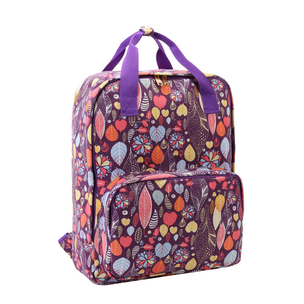 Ladies Laptop Backpack Bag QL5175PU