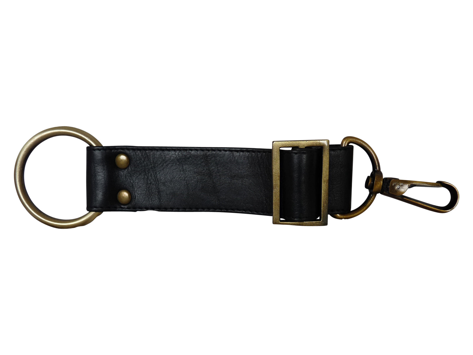Bikers Leather Studded Belt RL217KS