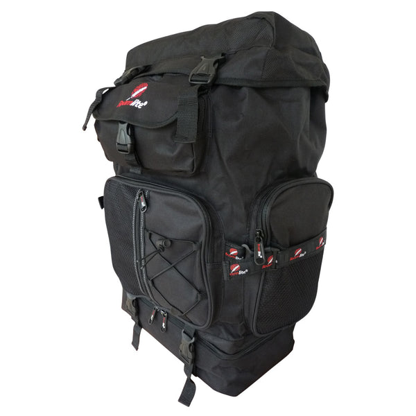 60 65 Litre Festival Camping Backpack Bag RL05Ks