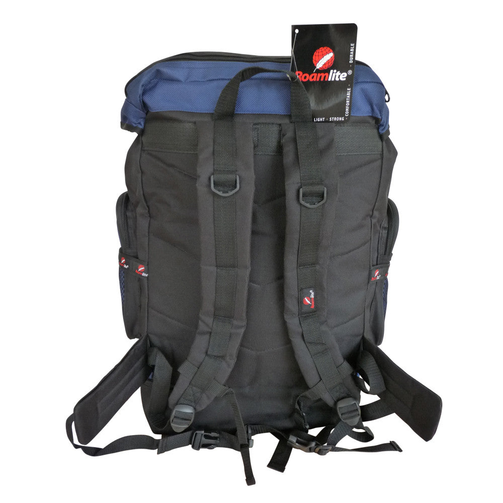 60 65 Litre Festival Camping Backpack Bag RL05Nb