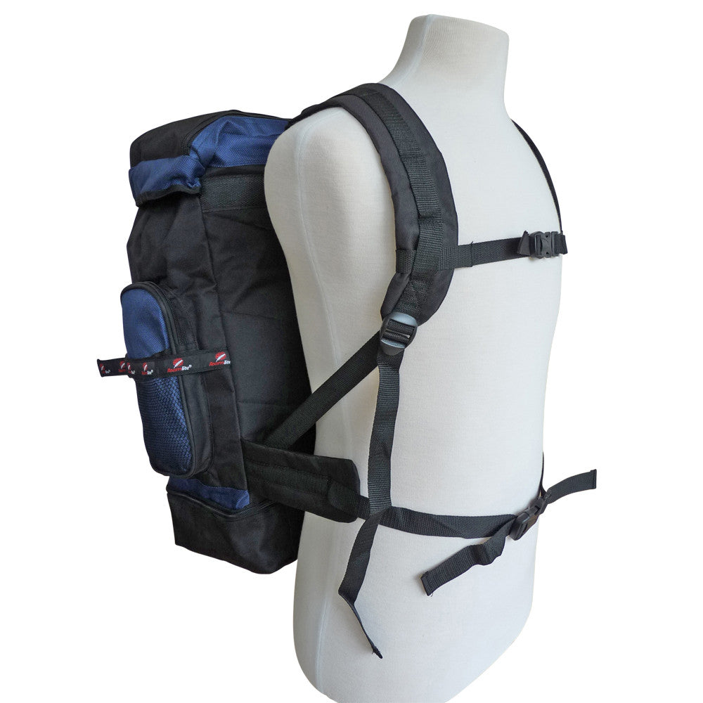 60 65 Litre Festival Camping Backpack Bag RL05Nman