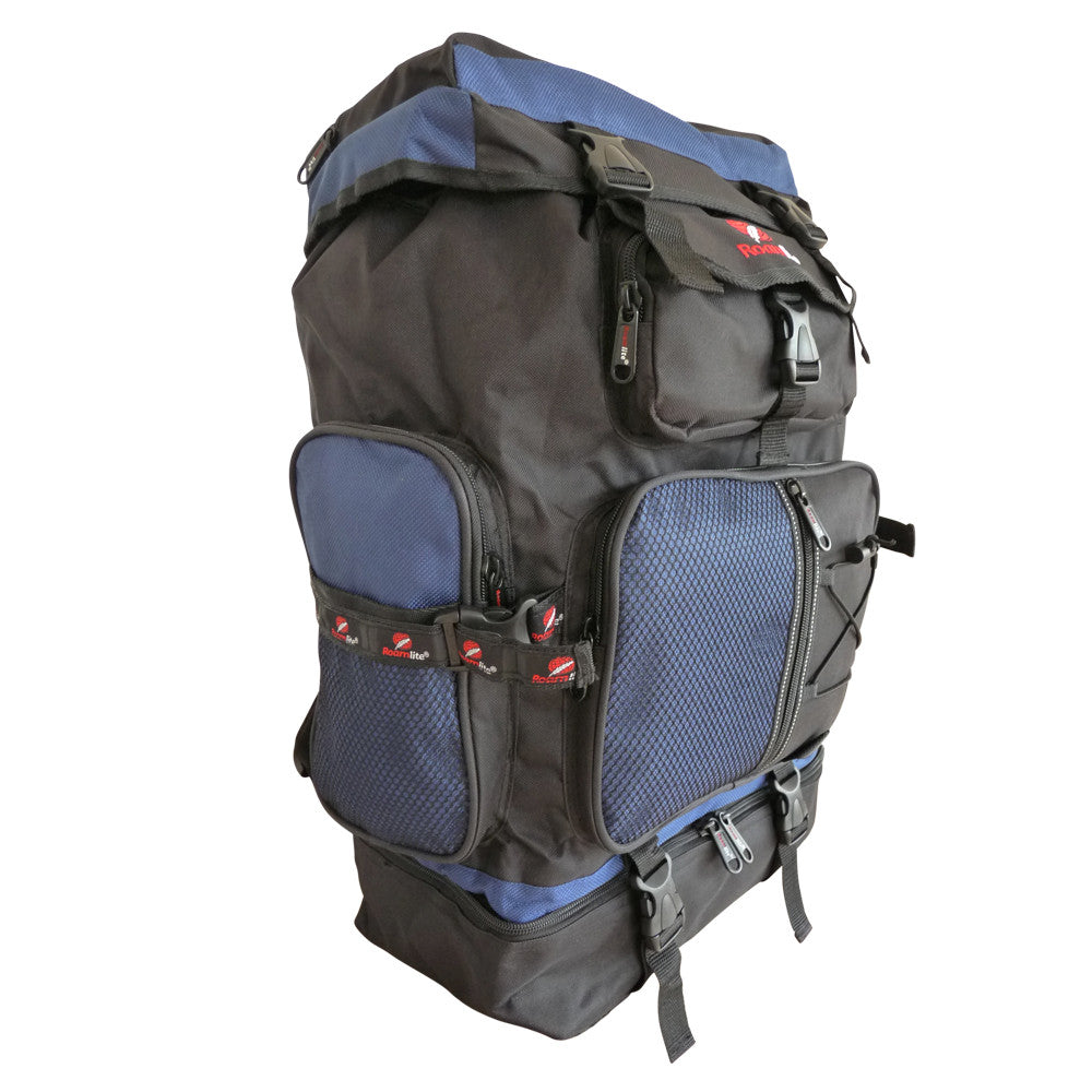60 65 Litre Festival Camping Backpack Bag RL05Nrs