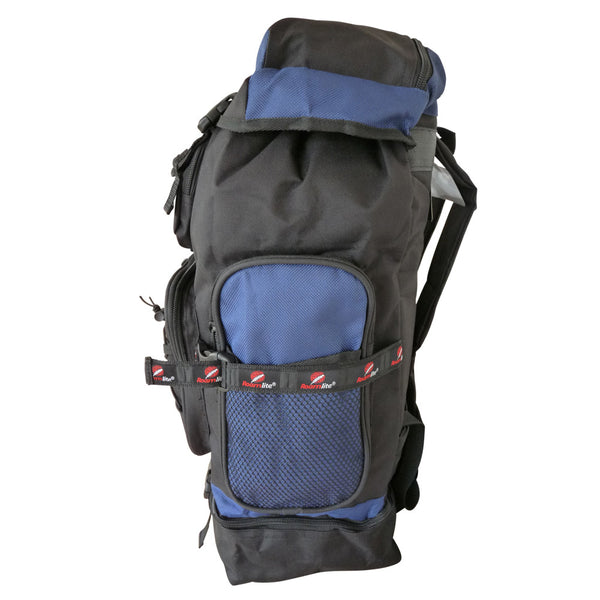 60 65 Litre Festival Camping Backpack Bag RL05Nss