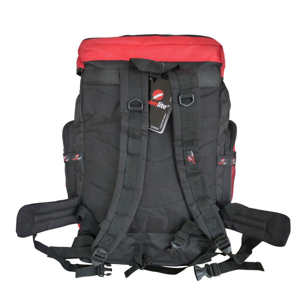 60 65 Litre Festival Camping Backpack Bag RL05Rb