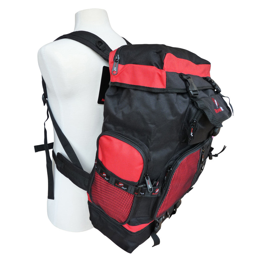 60 65 Litre Festival Camping Backpack Bag RL05Rman2