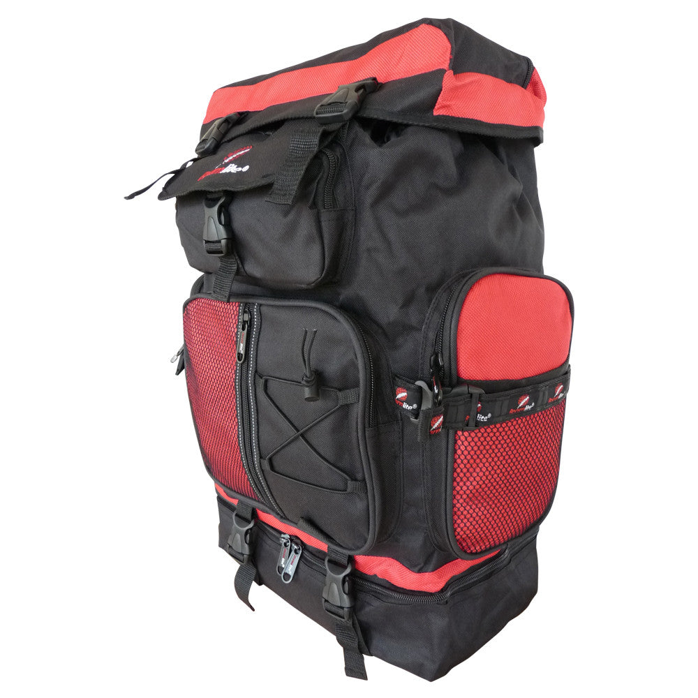 60 65 Litre Festival Camping Backpack Bag RL05Rs