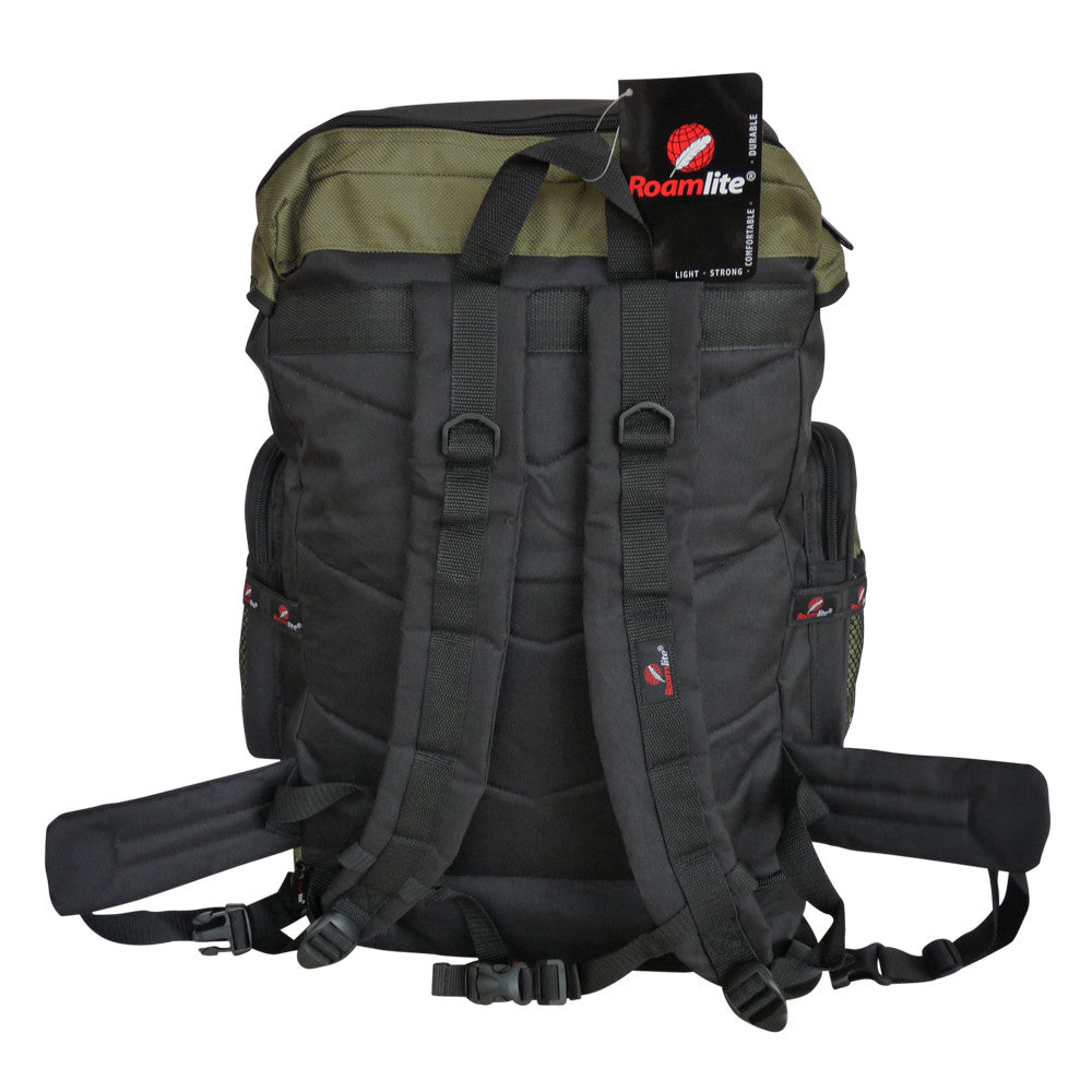 60 65 Litre Festival Camping Backpack Bag RL05Gb