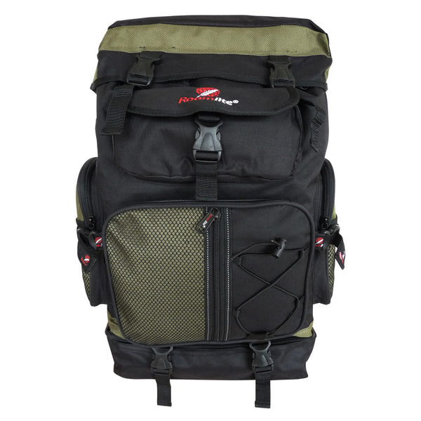 60 65 Litre Festival Camping Backpack Bag RL05Gf