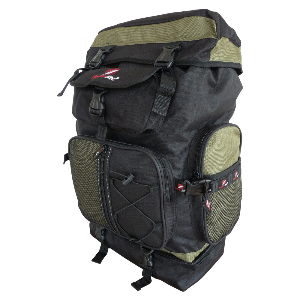 60 65 Litre Festival Camping Backpack Bag RL05Gs
