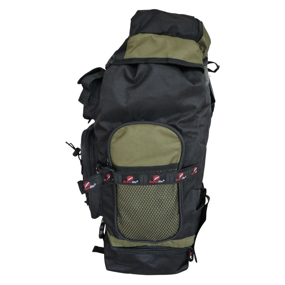 60 65 Litre Festival Camping Backpack Bag RL05Gss