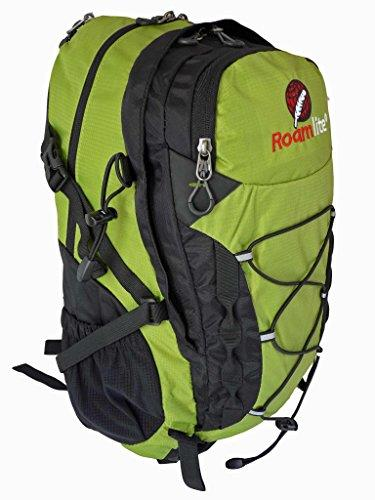 Roamlite PRO Lightweight Laptop MacBook Backpack 11 13 15.6 Inch Bag RL23G (Lime Green)