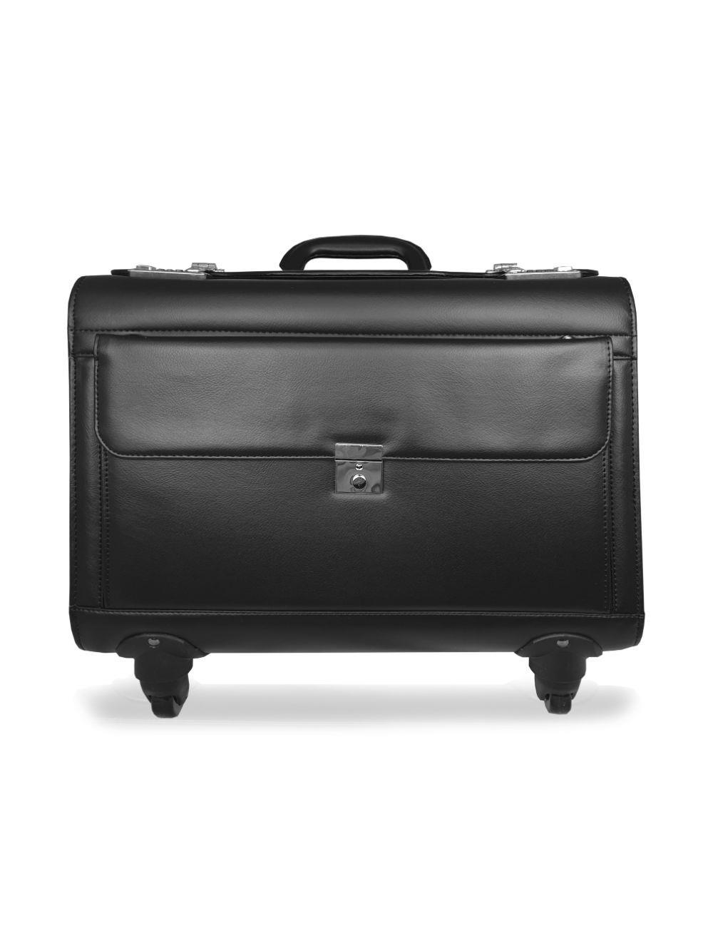 Pilot Case 4 Wheeled Front View