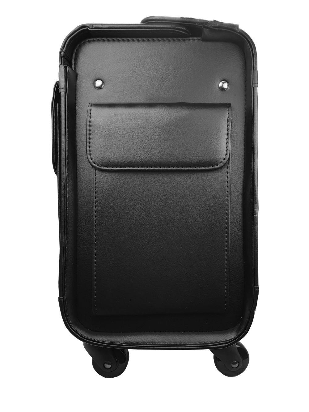 Pilot Case 4 Wheeled End View