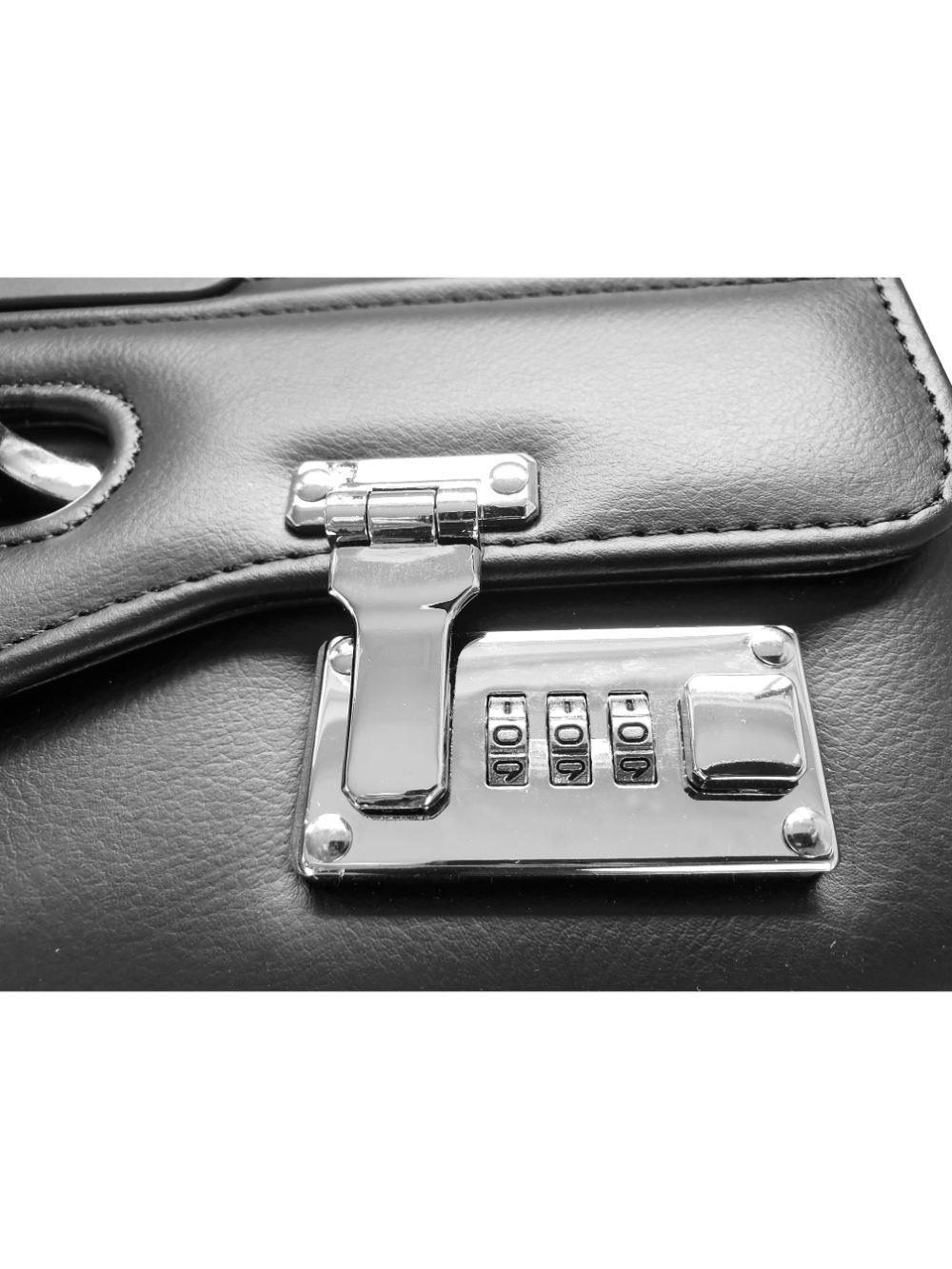 Pilot Case 4 Wheeled Combination Locks