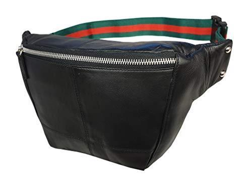 XL Designer Leather Bumbag Gucci Style Fashion Belt Bag Pouch - RL626KGU