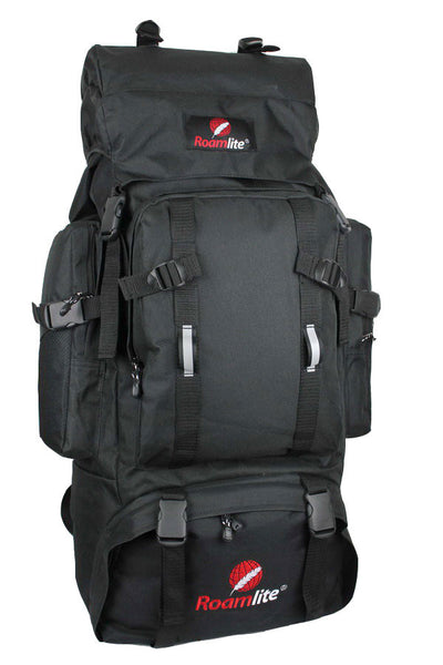 85 litre backpack rucksack bag RL15K side