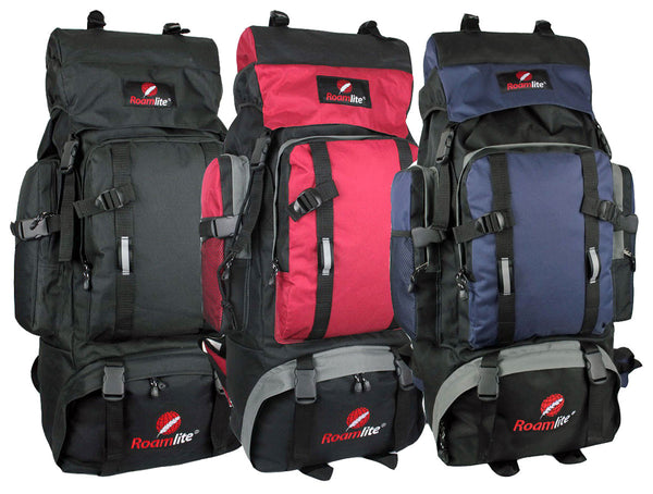 85 litre backpack rucksack bag RL15M multi view